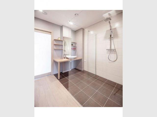 Salle de bains - Maison passive - Samuel Juzac