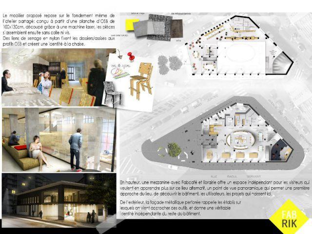 La FabRik - Margot Renault - Maison & Objets récompense les étudiants de l'ESAIL
