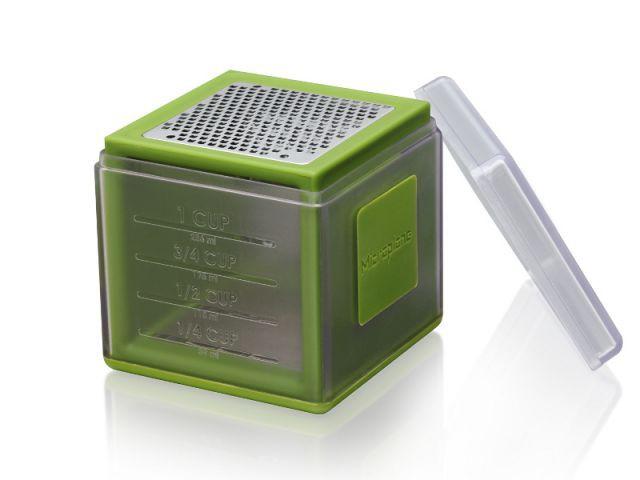 Un cube à râper le chou - Les ustensiles de cuisine en Automne