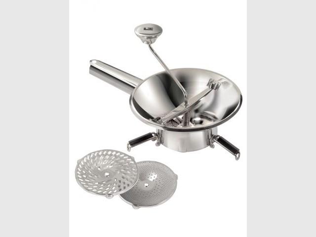 Un moulin pour broyer les légumes - Les ustensiles de cuisine en Automne