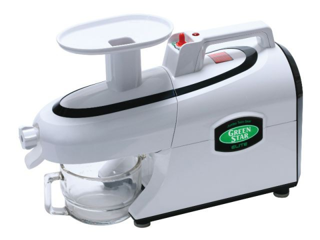 Un extracteur de jus - Les ustensiles de cuisine en Automne