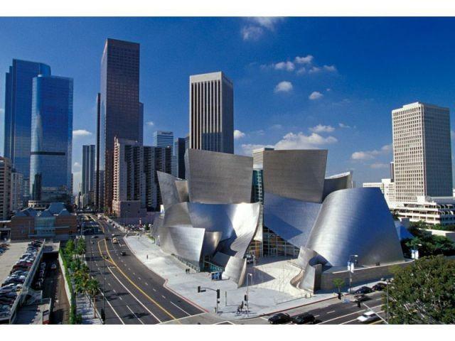 Walt Disney Concert Hall, 1989-2003