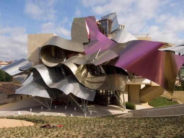 Hotel Marqués de Riscal, 1999-2006 (réalisé)