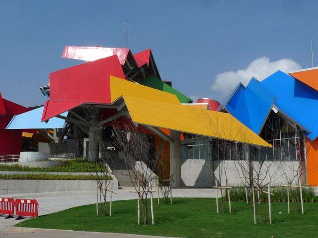 Biomuseo, 2000 (en cours de réalisation)