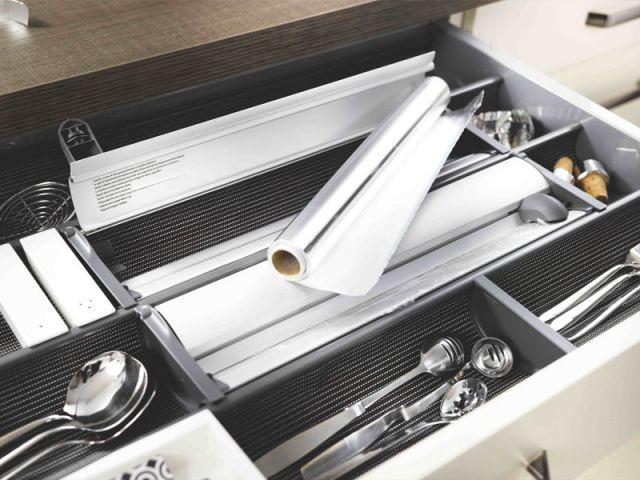 Des tiroirs modulables pour un rangement personnalisé - Dix solution de rangement pour sa vaisselle