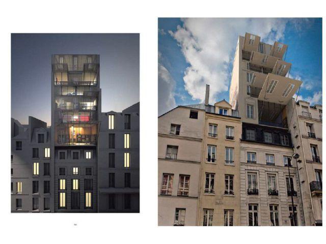 Une architecture atypique