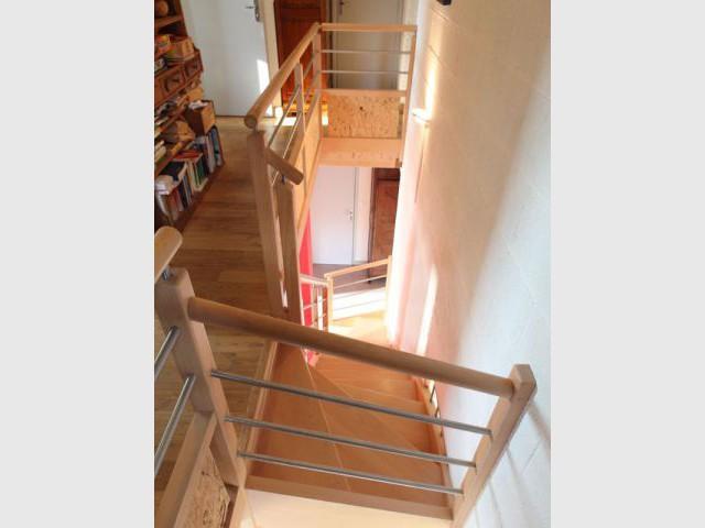 Etage modulable - Maison Vannes - Patrice Bideau