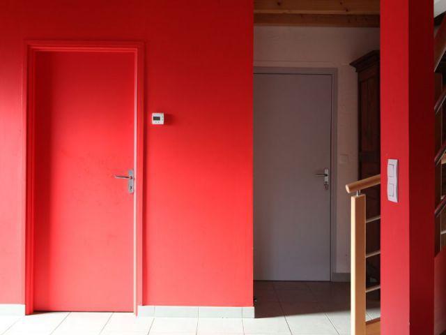 Une entrée qui se démarque - Maison Vannes - Patrice Bideau