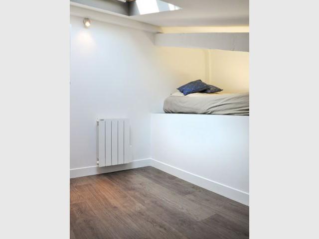 Caisson de lit sur mesure