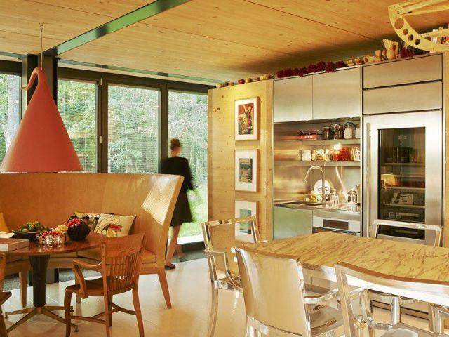 Maison PATH de Philippe Starck : l'intérieur - PATH