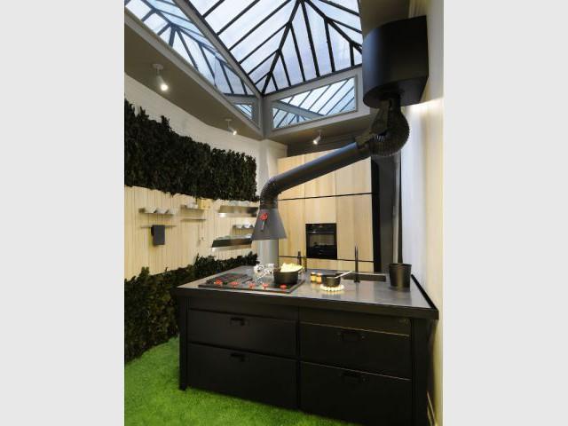 Happy Hours Paris : des cuisines originales en exclusivité - Showroom Happy Hours Paris