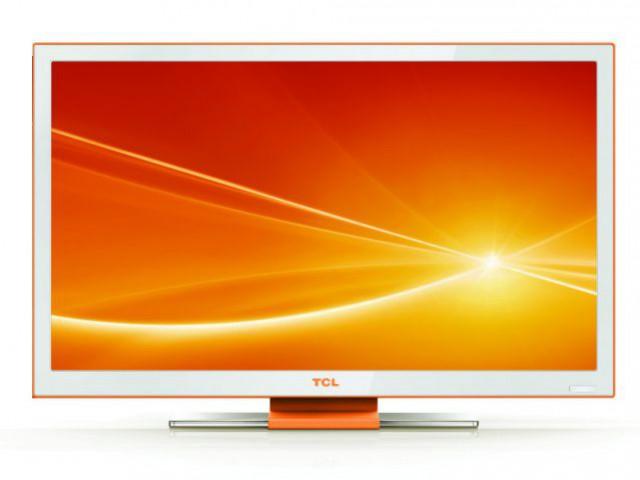 Un téléviseur orange pour un salon dynamique - Autour de la couleur orange