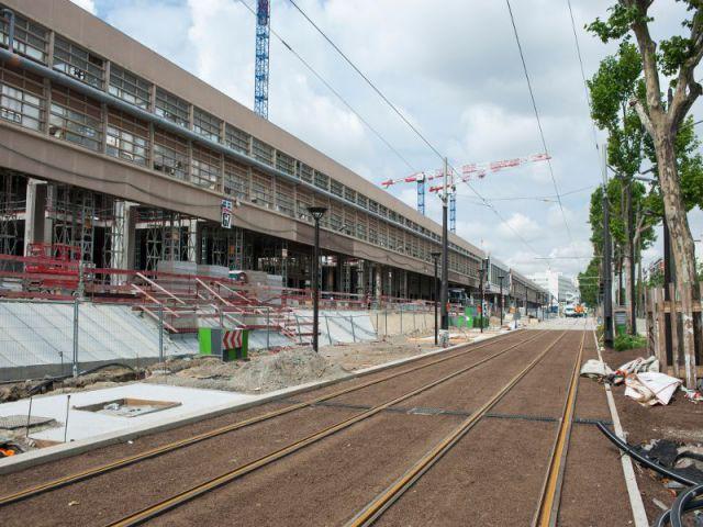 Les grands chantiers de la ville de paris - Livraison macdonald paris ...