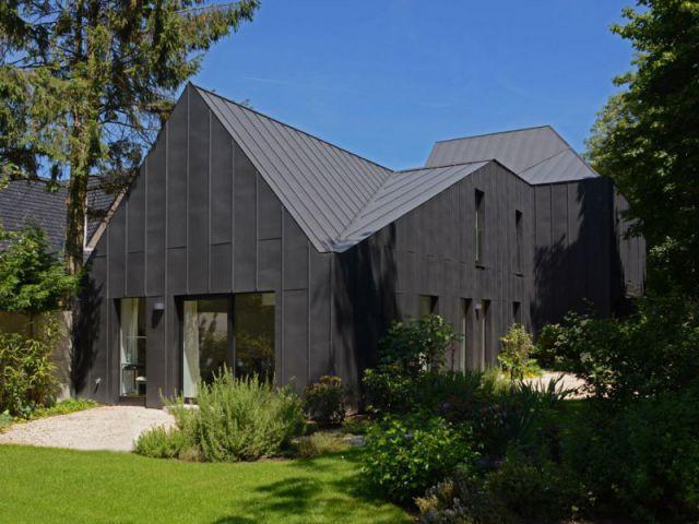 Le bardage métallique - Quel revêtement pour la façade de la maison ?