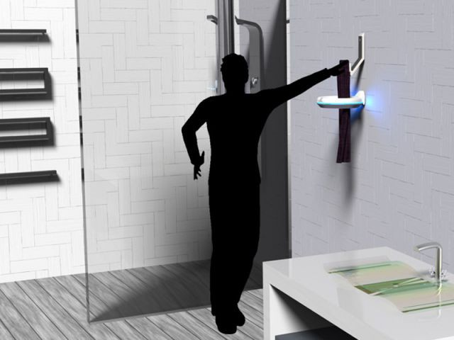 Pure Towel - Electrolux Design Lab 2014
