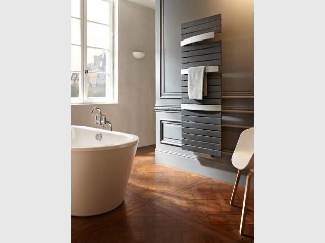 Un sèche-serviette modulable pour répondre à tous les besoins - Dix chauffages design pour un intérieur classe