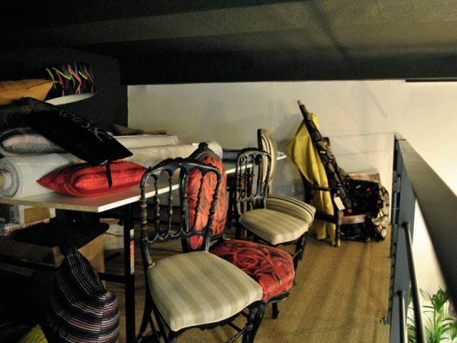 Murmure - votre intérieur : création et réparation d'assises originales - Boutique Murmure