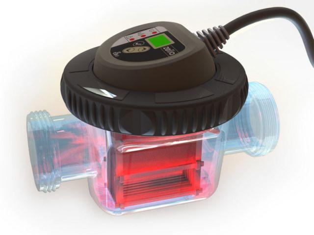 Un électrolyseur au sel qui détecte la température - Les meilleurs innovations pour piscine de l'année