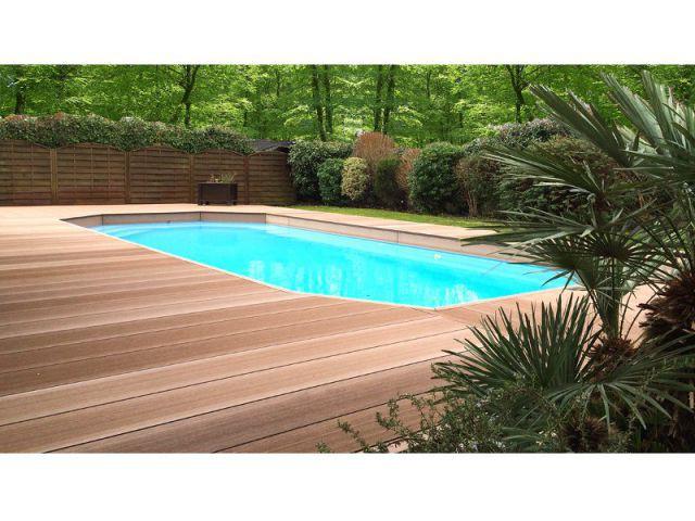 Des lames de terrasse écologiques et résistantes - Les meilleurs innovations pour piscine de l'année