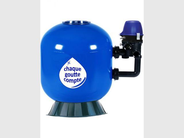Un système automatisé pour une meilleure gestion de la consommation d'eau - Les meilleurs innovations pour piscine de l'année