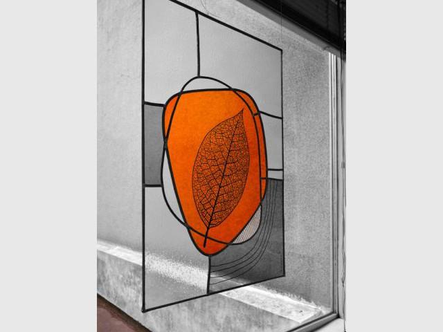 Vitraux créatifs de Pascal Rieu