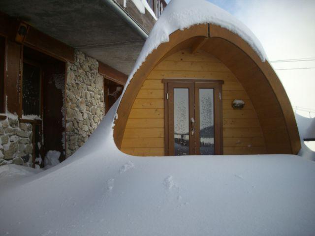 POD sous la neige
