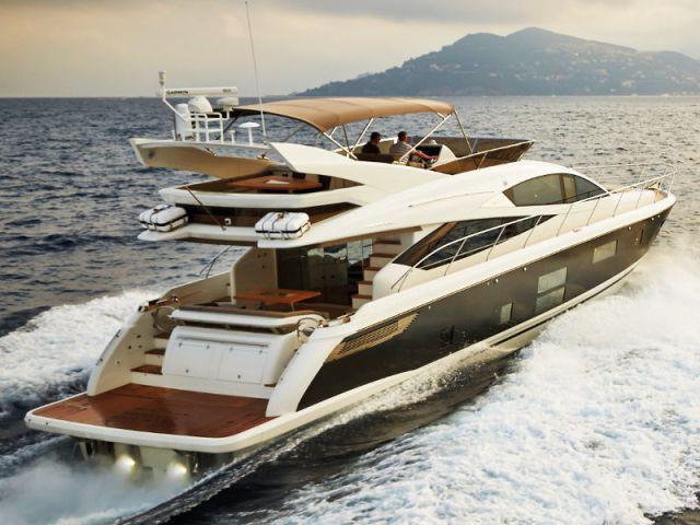 Un yacht aux lignes racées - Yacht Pearl 65