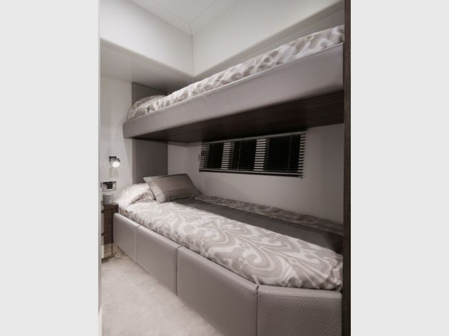 Des couchettes raffinées - Yacht Pearl 65