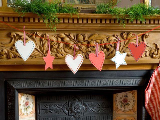 Des décorations en bois pour le sapin  - Déco de Noël à faire soi-même