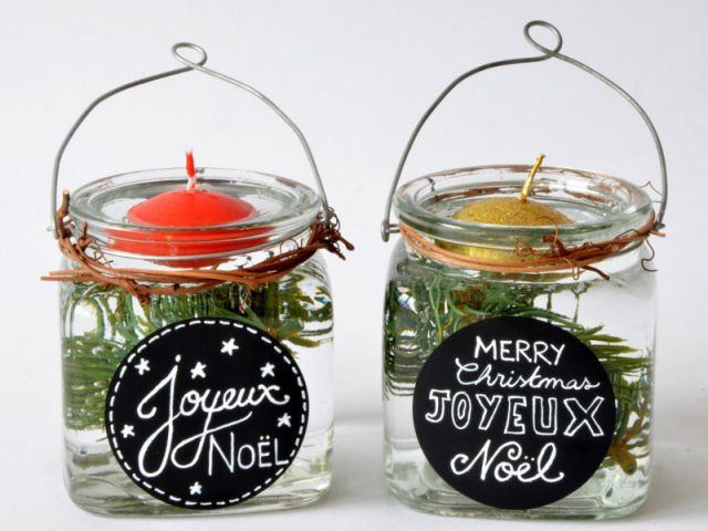 Decoration de noel a faire soi meme cultura