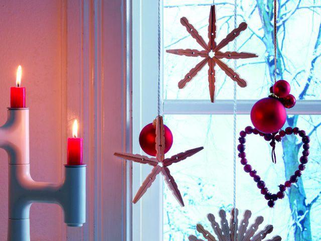 Déco de Noël à fabriquer soi,même  idées de dernière minute
