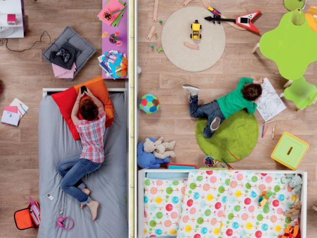 Une plaque de plâtre qui absorbe 80% des COV - Une chambre écolo pour mon enfant