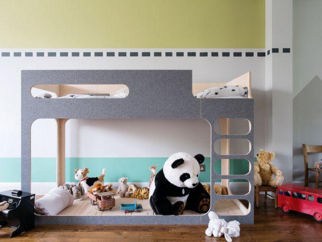 Une peinture à faible teneur en COV - Une chambre écolo pour mon enfant