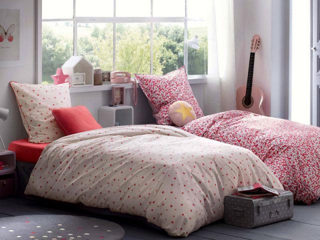 Du linge de lit en coton sans produits toxiques - Une chambre écolo pour mon enfant