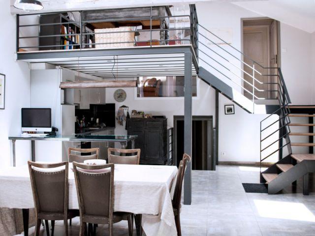 am nager son int rieur 10 lofts sources d 39 inspiration. Black Bedroom Furniture Sets. Home Design Ideas