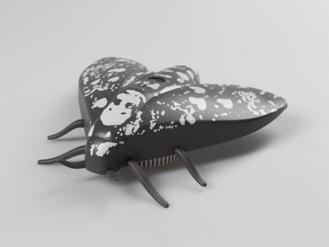 Un détecteur comme un insecte volant - Détecteurs de fumée