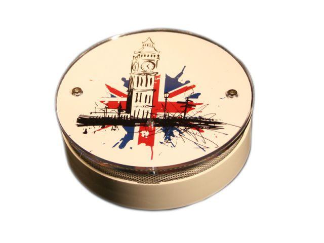 Un détecteur so british - Détecteurs de fumée