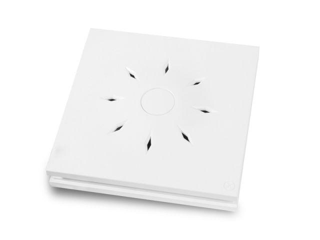 Un détecteur ultra plat - Détecteurs de fumée