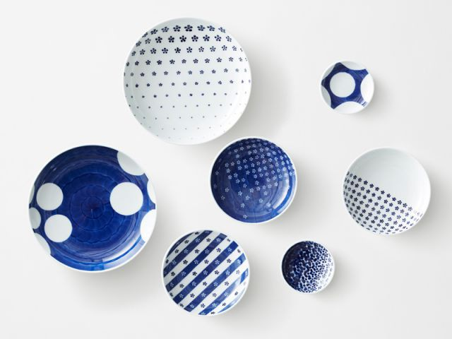 Collection d'assiettes UME-PLAY - Nendo