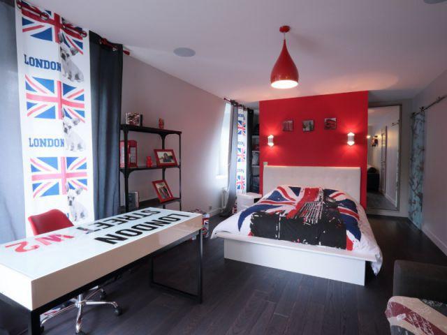 Des chambres qui ressemblent à leurs occupants  - Une maison familiale du 19ème siècle allie style Louis XV et décoration contemporaine