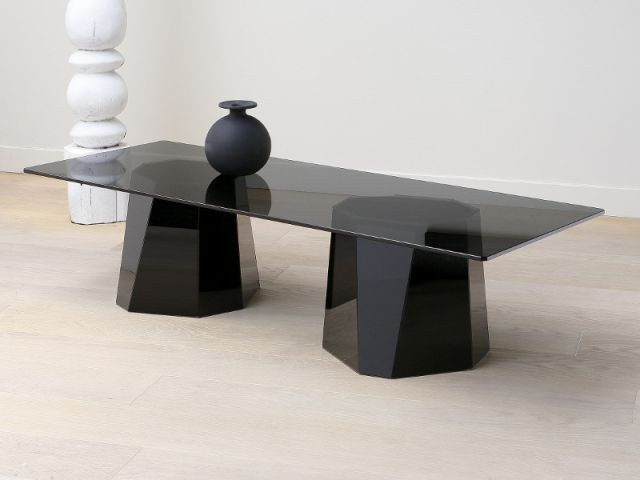 Table basse Cristall