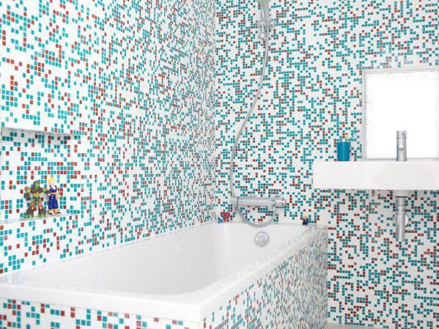 Salle de bains pour enfants