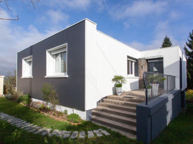Un ravalement de façade sur-mesure - Isolation thermique et d'un ravalement de façade en 20 jours