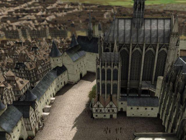 La Sainte-Chapelle - La sainte Chapelle