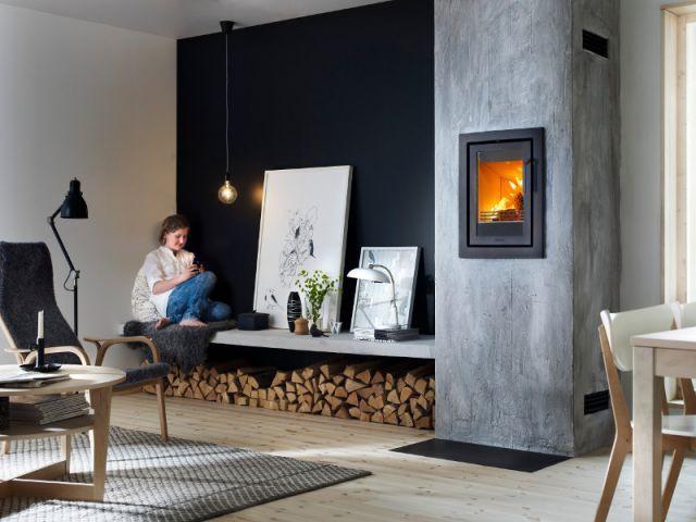 Solutions esthétiques pour ranger son bois de chauffage