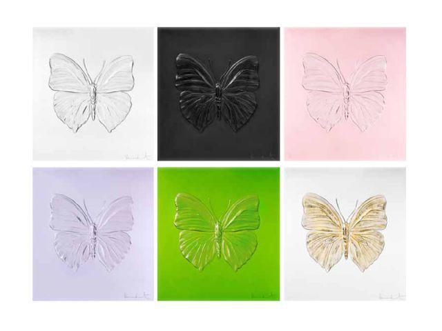 Damien Hirst et Lalique, 2015
