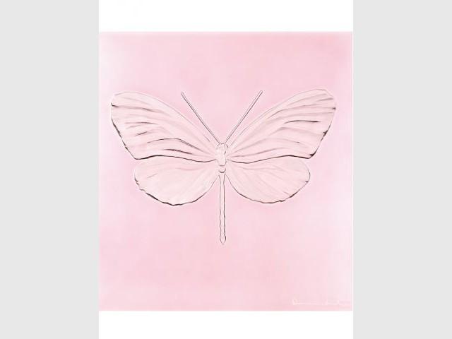 Une édition signée et limitée - Damien Hirst et Lalique, 2015