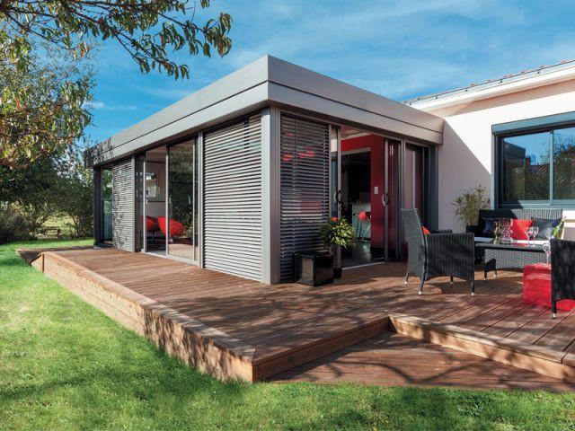 Un espace entièrement domotisé - Les vérandas en 2015