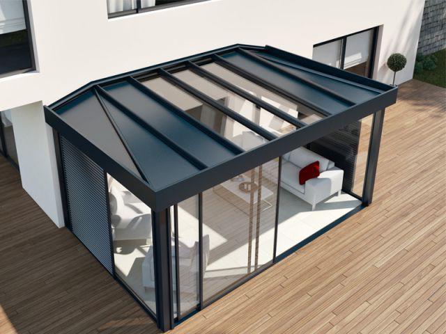 Une isolation renforcée en toiture et au niveau des points sensibles - Les vérandas en 2015