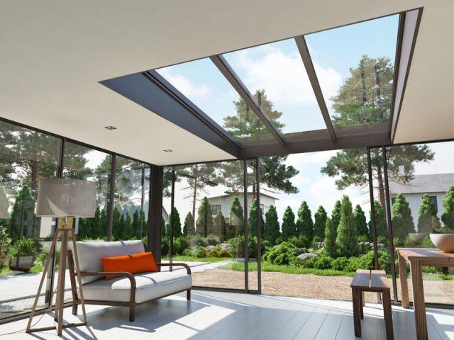 Des plafonds intérieurs comme dans une maison - Les vérandas en 2015